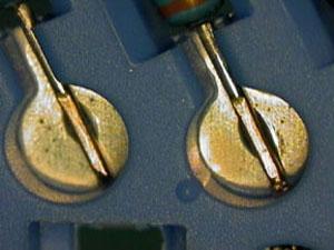 溶接の一例