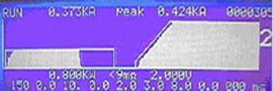 APC(アクティブパートコンディショナー)機能の波形