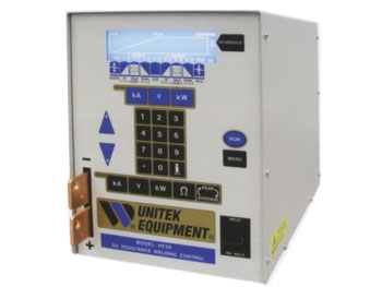 インバータ式 抵抗溶接電源 HF28画像