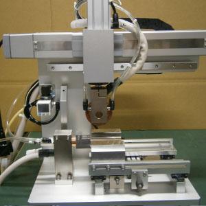 シーム溶接装置