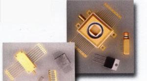 光デバイスやMEMS、センサーなど   様々なパーツを気密封止。