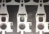 溶接事例:ファイバーレーザー溶接の一例(2)