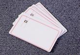 溶接事例:スマートカード