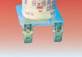 溶接事例:端子部品