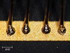 溶接事例:レーザー溶接の一例